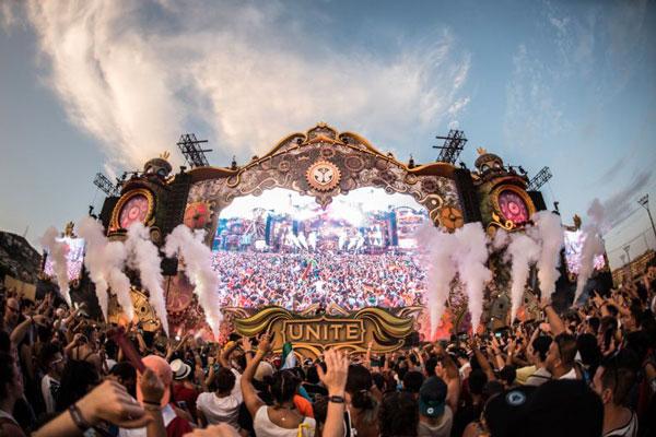 UNITE WITH TOMORROWLAND: il grande festival di musica elettronica arriva per la prima volta in Italia il 28 luglio al parco di Monza!