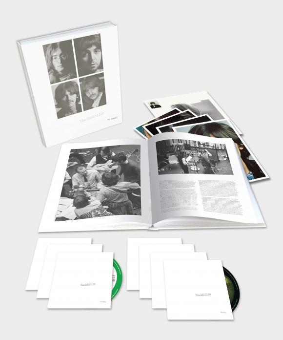 The Beatles - Ecco il 'White Album' Super Deluxe Edition
