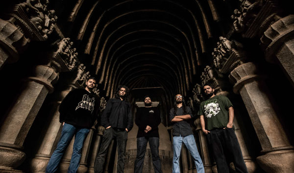 Indian Sludge/Doom band Dirge premiere full album on Metal Injection