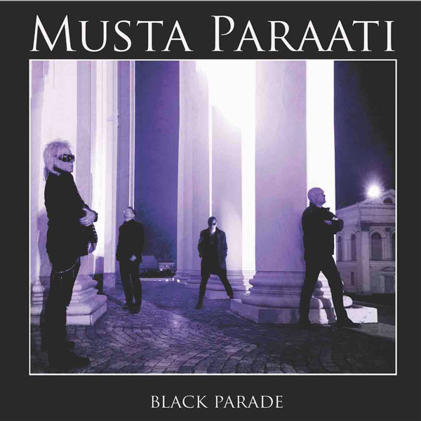 "Musta Paraati: ""Black Parade"" - Cleopatra Records  19 October 2018"