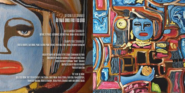 "OFFICINA F.LLI SERAVALLE: ""Us frais cros fris fics secs"" - nuova uscita da ZEIT INTERFERENCE/LIZARD - distribuito da G.T. Music Distribution"