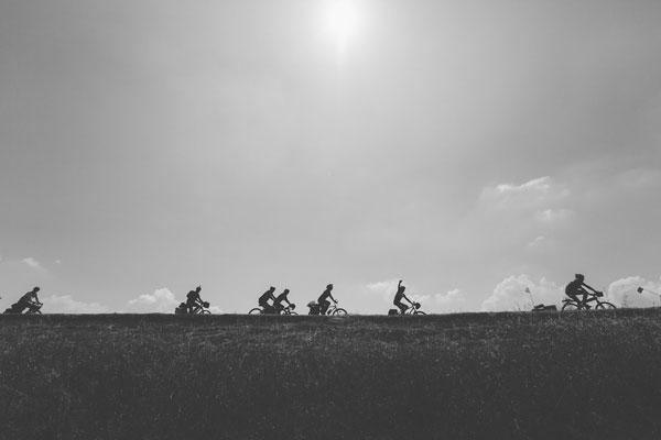 BAM! Raduno europeo dei viaggiatori in bicicletta 17-19 maggio 2019 Mantova. On line video e foto