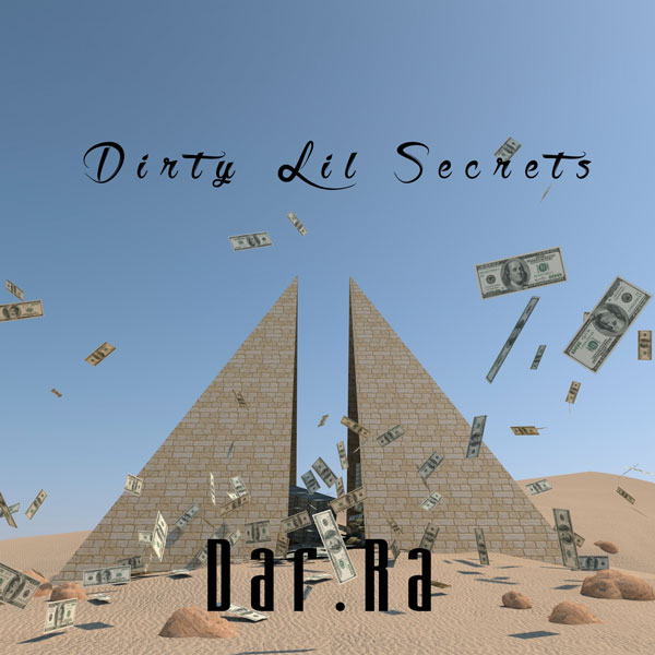 "Dar.Ra: ""Dirty Lil Secrets"" - UK Crossover Veteran Releases New EP For Fans Of Unkle & Death In Vegas (December 14th 2018)"