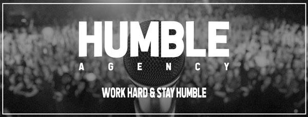 HUMBLE - La nuova agenzia specializzata nell'ambito del booking, ticketing, produzione e logistica di eventi