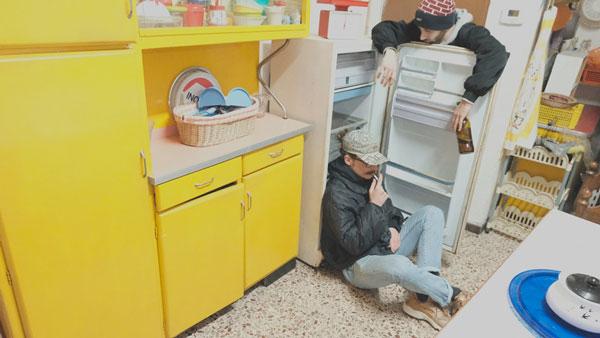 """LUCA COI BAFFI / JOHN IDEA: è online il video di """"NICOTINA"""", il nuovo singolo (distr. Believe)"""