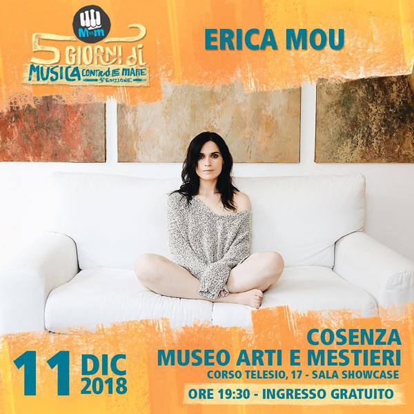 """INIZIA """"5 GIORNI DI MUSICA CONTRO LE MAFIE"""" - ANTEPRIMA CON NICOLA GRATTERI"""
