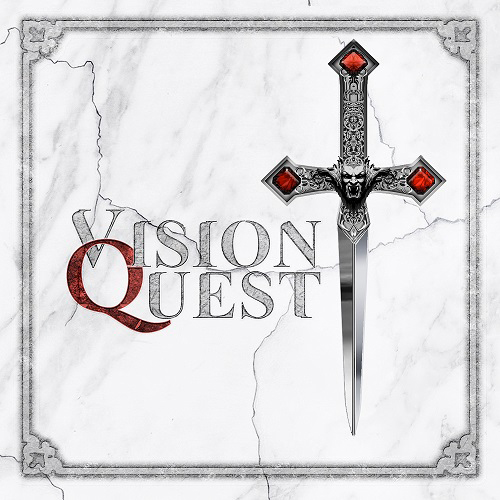 "VISION QUEST:  ""Vision Quest"" - An epic journey into melodic rock! - Rockshots Records"