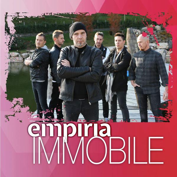 """EMPIRIA: disponibile dal 23 novembre """"IMMOBILE"""", il nuovo album della band vicentina"""
