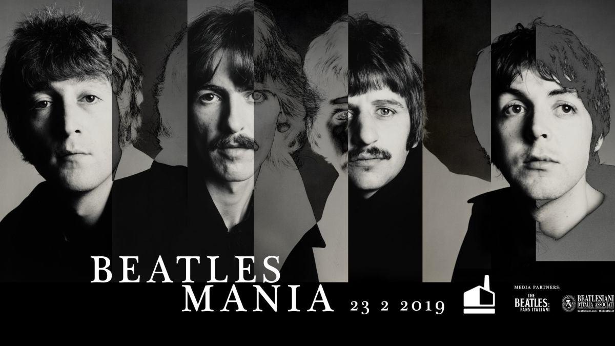 Beatlesmania a Roma - Concerto dei Rangzen per ricordare i 50 anni di Abbey Road