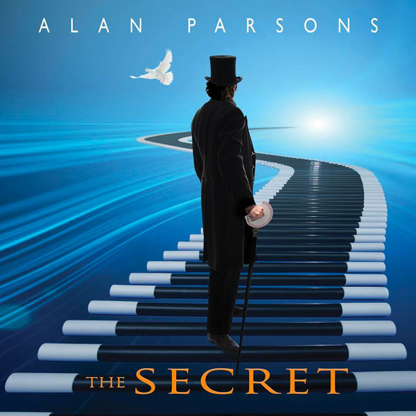 "Alan Parsons will release his new studio album, ""The Secret"" on April 26, 2019 - Frontiers Music Srl"