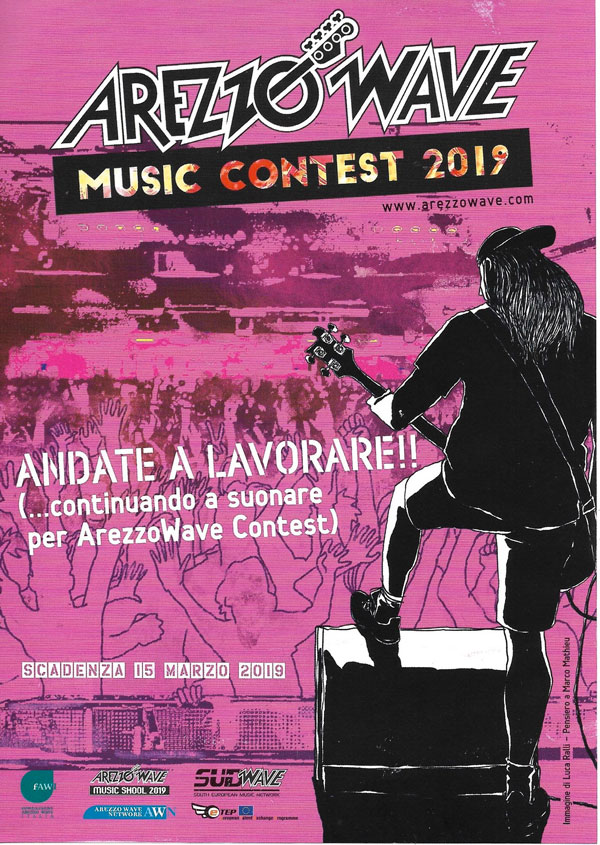 Stati Generali Del Rock / Arezzo Wave Music Contest 2019