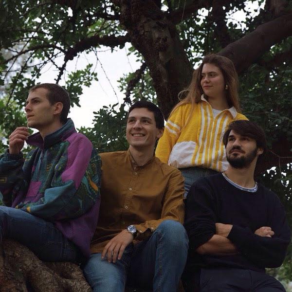 """EUGENIA P.M.: """"Low Tide"""" - IL PRIMO SINGOLO DELLA BAND ANNUNCIATA AL MI AMI 2019"""
