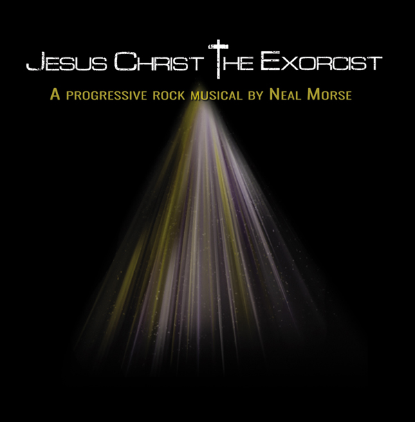 "NEAL MORSE (From the ROCK OPERA ""Jesus Christ The Exorcist""): ""Get Behind Me Satan"" (Official Music Video) - Frontiers Music s.r.l."