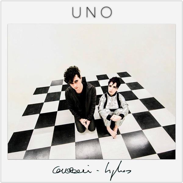 """Valeria Cevolani (ex voce dei Disciplinatha) e Mario Inghes presentano """"UNO"""". Il disco sarà disponibile dal 26 Aprile 2019 su tutte le piattaforme digitali."""