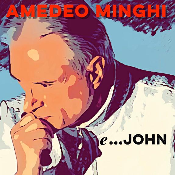 """AMEDEO MINGHI: Esce il 20 marzo il nuovo singolo """"e ...John"""". Il racconto della storia d'amore tra LENNON e YOKO ONO"""