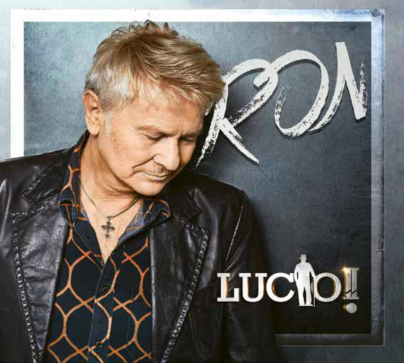 """RON: esce il disco live """"LUCIO!!"""" e  arriva in radio il nuovo singolo """"TUTTA LA VITA"""""""