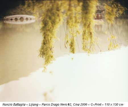 Nunzio Battaglia – Lijiang – Parco Drago Nero #2, Cina 2006 – C–Print – 110 x 130 cm