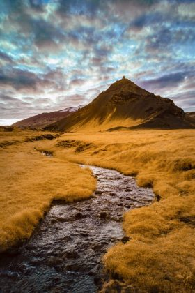NORDIC LANDSCAPE BY CHRISTIAN OBERMEIER