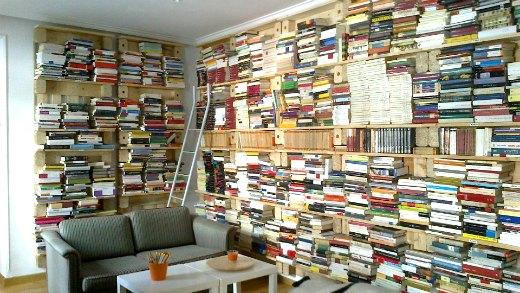 Librería Libros Libres en Madrid