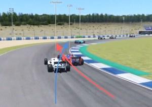 collision between Antonis and Daniel