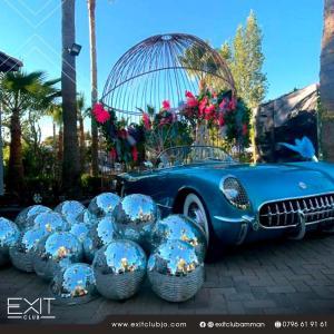 EXIT Club Entrance Setup