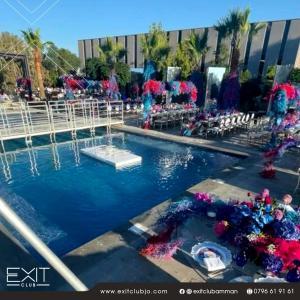 The Pool Venue Setup1.2