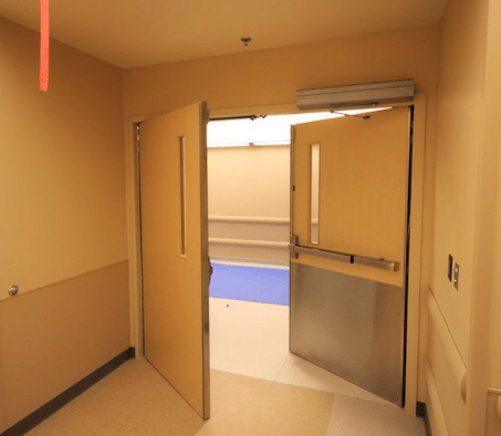 Double egress doors differ from double acting doors both in application and purpose. While egress doors open in opposite directions double acting doors can ... & What Are Double Egress Doors? - Pezcame.Com