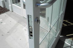 Business security locks