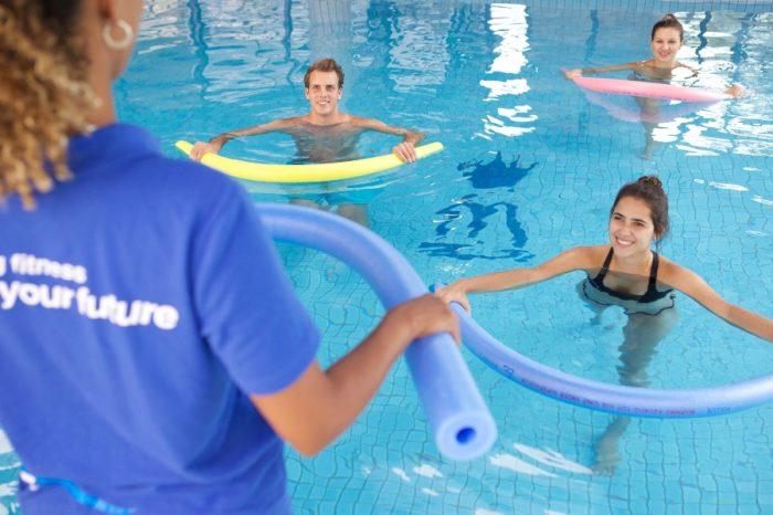 Aqua aerobic – Na czym polega