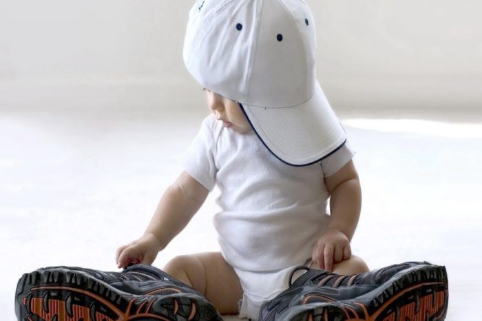 Odpowiednie obuwie dla małej stopy dziecka