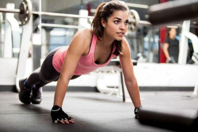 ćwiczenia żeby schudnąć