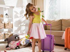 kosmetyki dla dzieci na wakacje