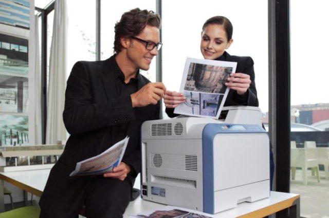 eksploatacja drukarek