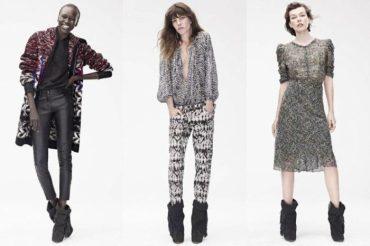 Francuski akcent w nowej kolekcji H&M. Isabel Marant współpracuje ze znaną sieciówką.