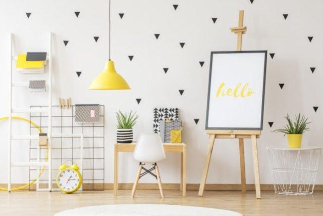 Lampa sufitowa do pokoju dziecka