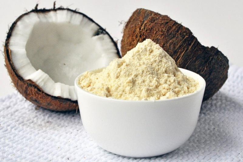 5 zalet stosowania mąki kokosowej