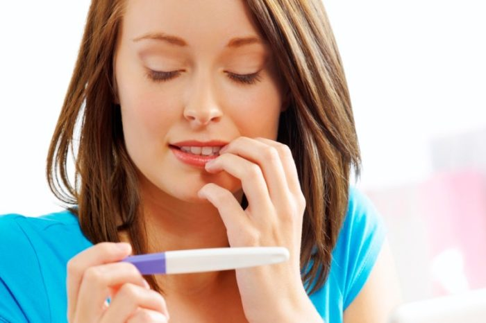 test ciążowy
