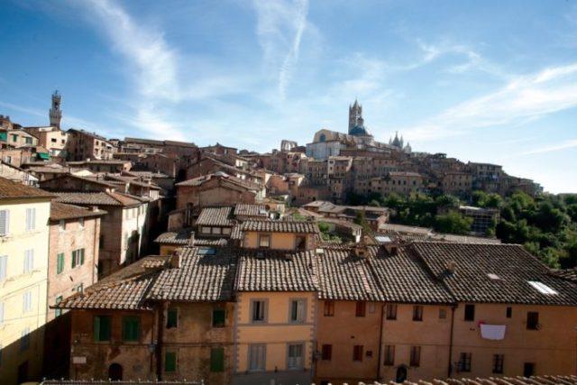 Siena jest miastem Toskanii