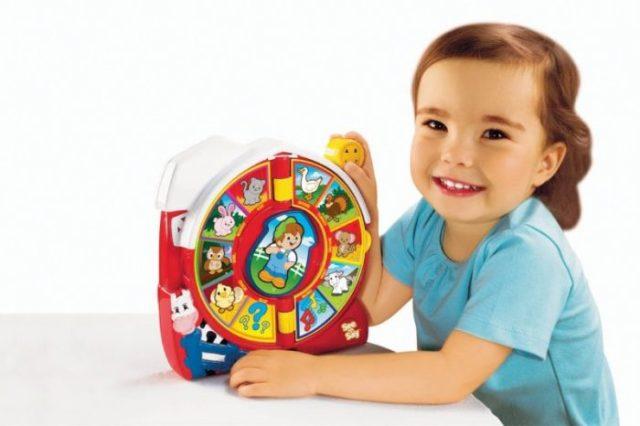 kupować zabawki dla małych dzieci