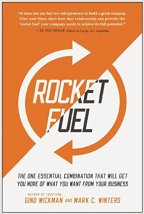 Exit Planning Books Rocket Fuel Cover