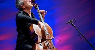 Giovanni Sollima in concerto al Teatro Cilea di Reggio Calabria