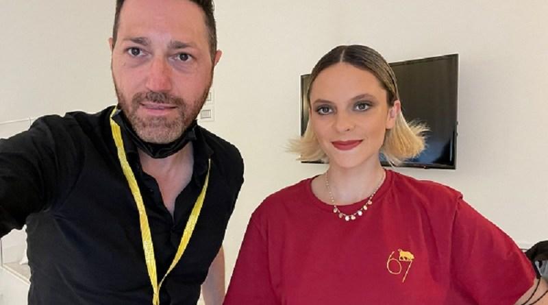 Prestigiosa ed importante partecipazione al Taormina Film Fest 2021 per il noto hair stylist reggino Salvatore Clemensi
