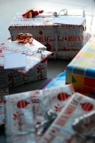 Noch mehr Geschenke