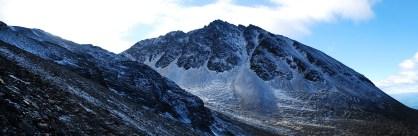 Gletscherpanorama
