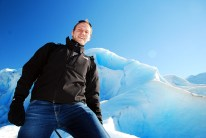 Me and the Glacier