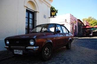 Nicht ganz so altes Auto