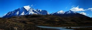 Torres del Paine - Panorama 1