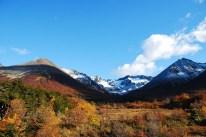 Way up to Glacier Martial