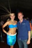 Tänzerin und ich