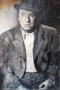 Wandbild von Pablo